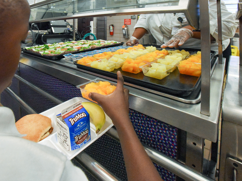 USDA Extends Free Meals for Children